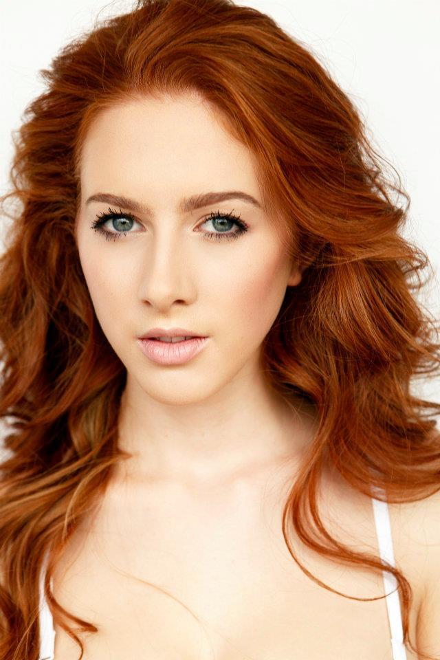 redhead Natural redhair