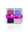 Lily Cole Body Shop Shimmer Cubes