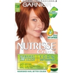 7.64 copper blond garnier nutrisse