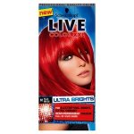 Live Colour XXL Ultra Bright Pillar Box red 92