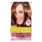l'oreal excellence creme light coppper red 6.46