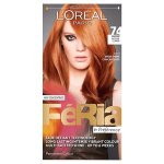 loreal feria 7.4 intense mango copper