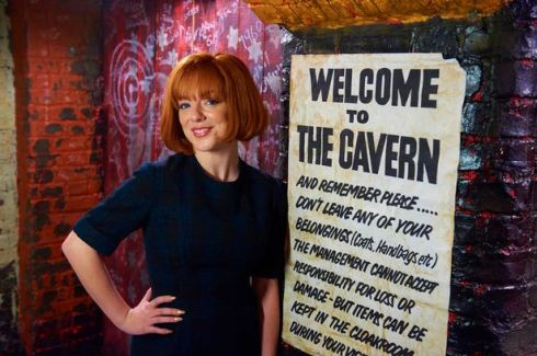 Sheridan Smith as Cilla Black in ITV's Cilla