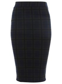 Miss Selfridge Tartan Skirt