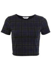 tartan top Miss Selfridge